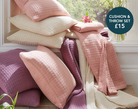 Shop Cushions and Throws