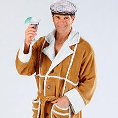 Del-boy costume