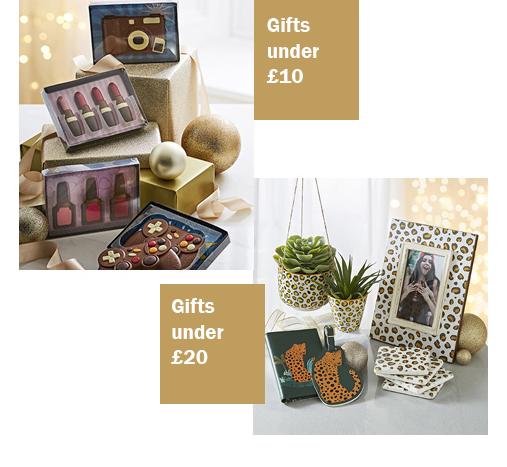 Shop Gifts Under