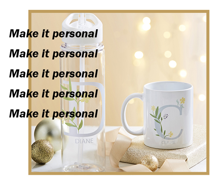 Shop Personalised Gifts