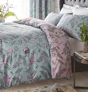 Oriental Butterfly Bedding Collection