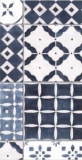 Modern Riad trend pattern