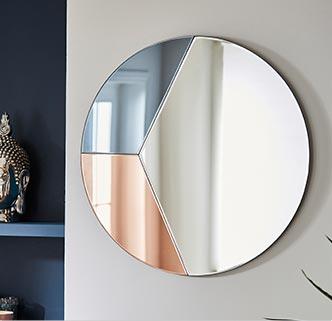 Modern Riad trend mirror