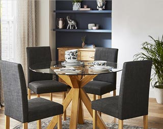 Modern Riad trend dining furniture