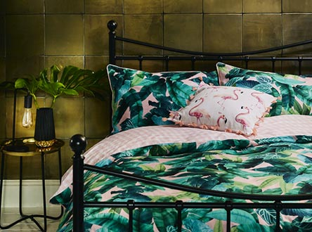 Kew trend bedding