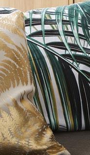 Kew trend cushions