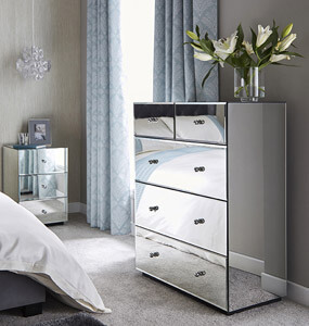Mirage Bedroom Collection