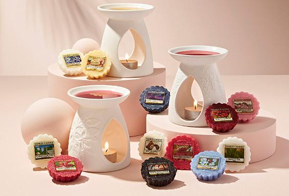 Melts, tea lights & votives