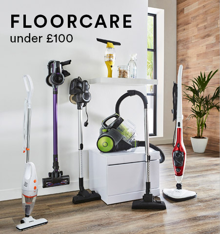 Floorcare under £100