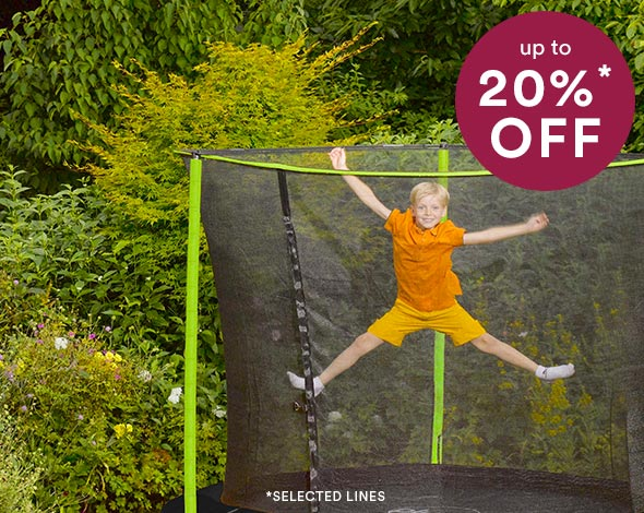 Up to 20% off Outdoor Toys