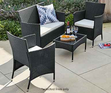 Up to 30% off* Garden