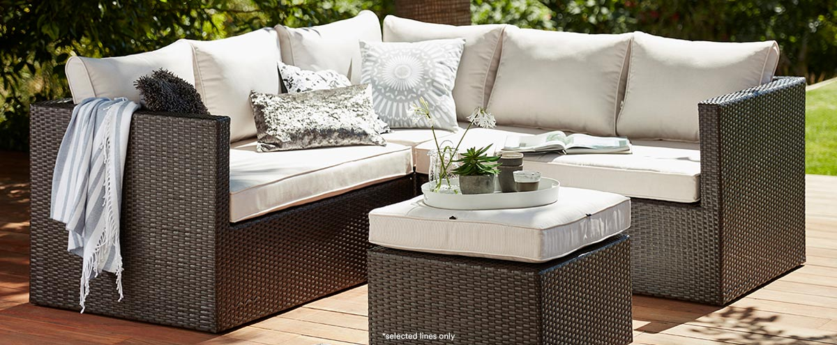 Up to 40% off Alfresco ining