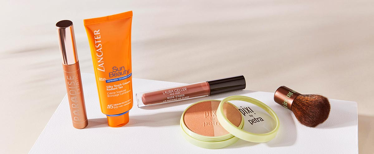 Looking Glam with our Summer Beauty Essentials