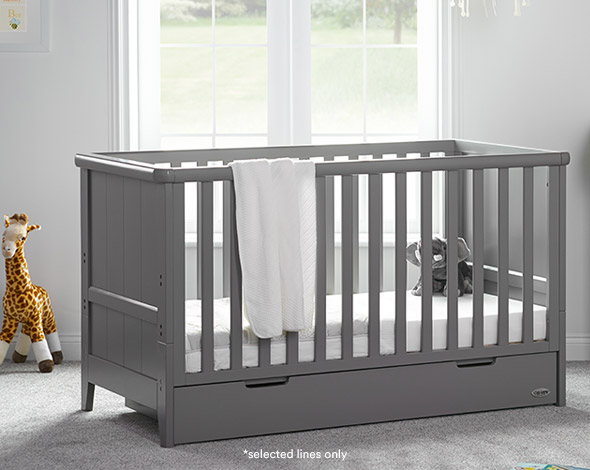 up to 30% off* Nursery
