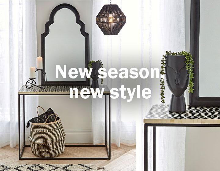 New season, new style