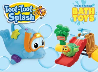 Toot-toot Splash