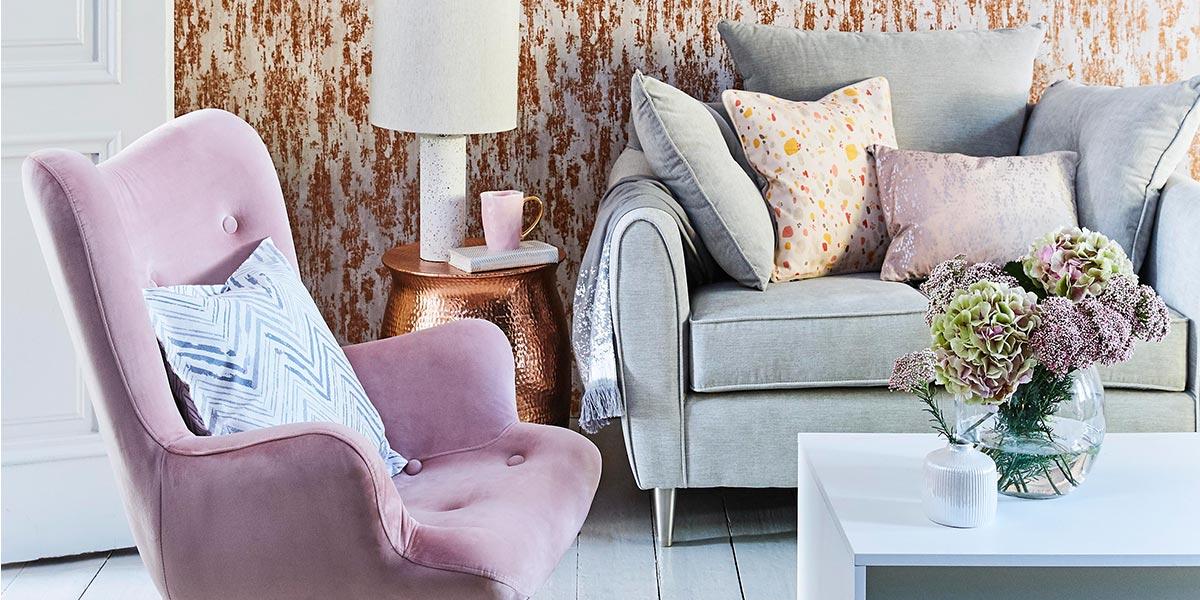 Soft World living room