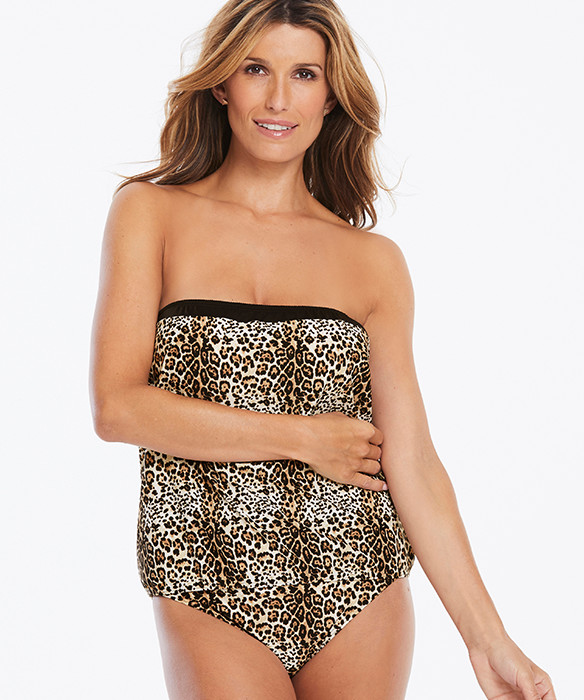 The Blouson Tankini