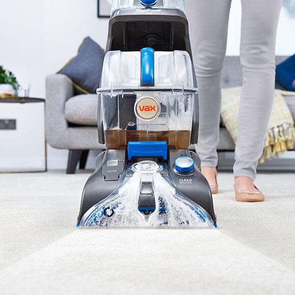 Vax Carpet Washing