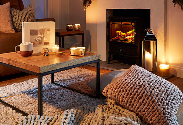 Cosy at Home
