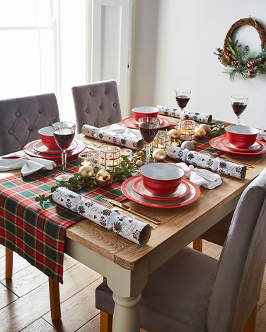Festive cooking & dining