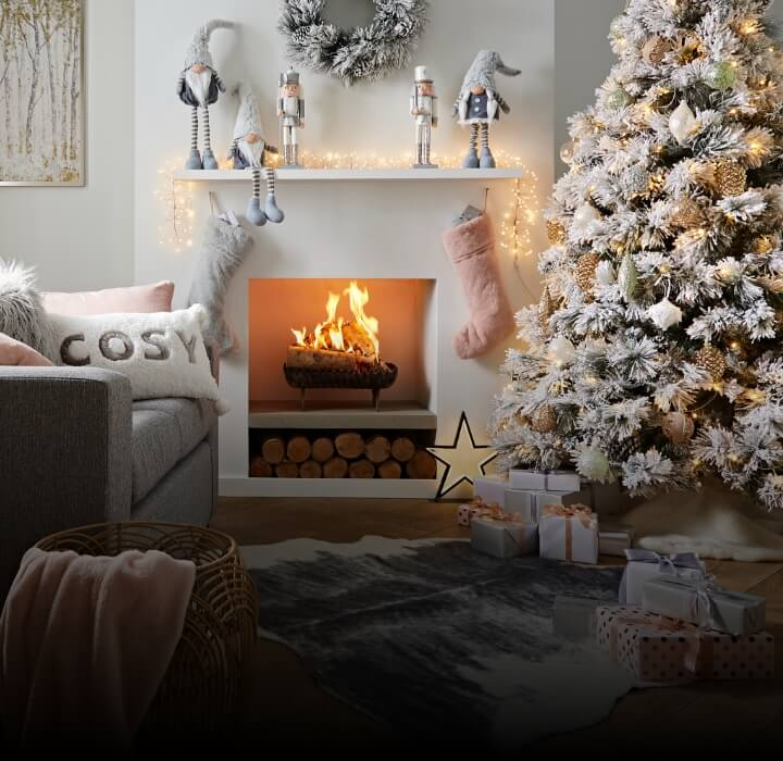 Style your home your way this Christmas