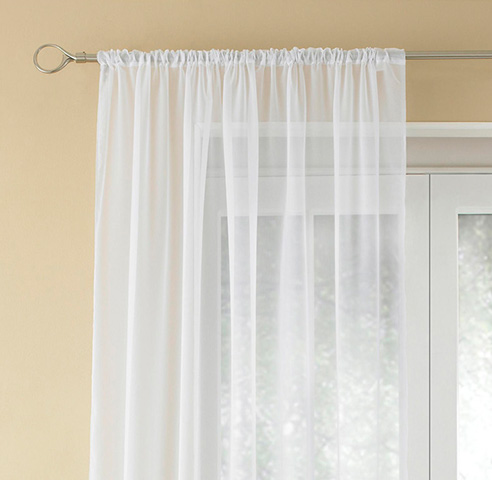 Slot top Curtains
