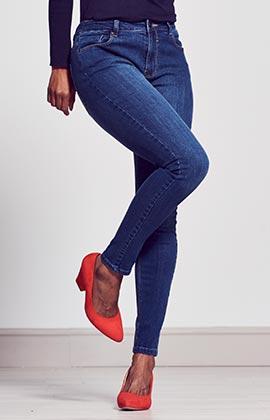Everyday skinny jeans