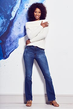 Eve Bootcut Jeans