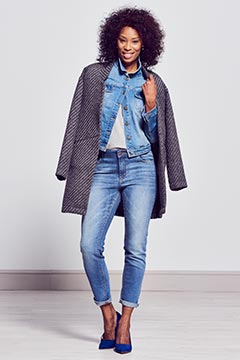 Sadie Slim Jeans