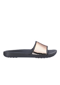 CROCS SLOANE SLIDE MULE SANDALS