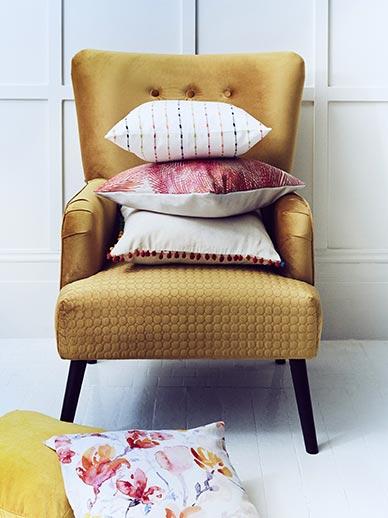 Sunburst chair