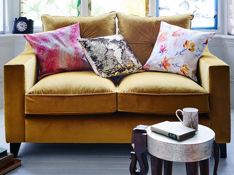 Sunburst lounge set