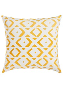 Tribal Sunburst cushion