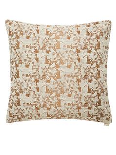 Copper Olympia Cushion