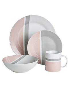 Lulu Blush Dinner Set