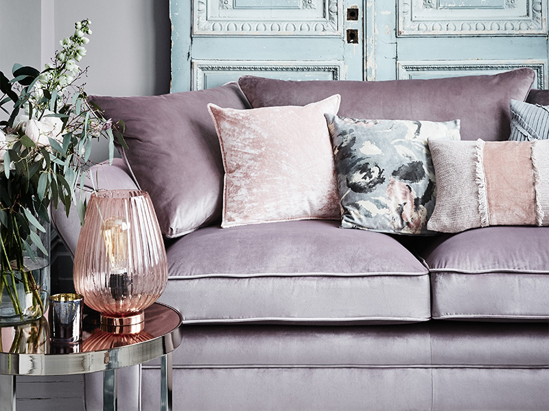 Boudoir living room