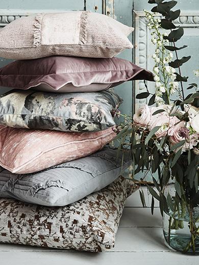 Modern Boudoir Cushions
