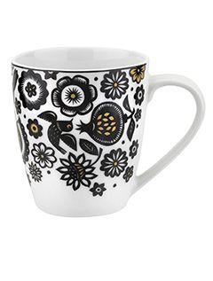 Modern Folk Barrel Mug