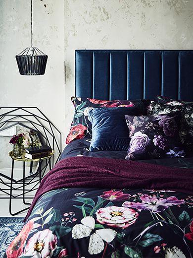 dark wonder bedding