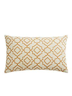Moroccan Print Cushion