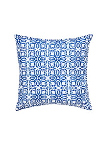 GEOMETRIC OUTDOOR CUSHION