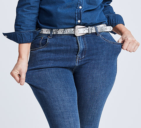 Infinity 4-way stretch jeans