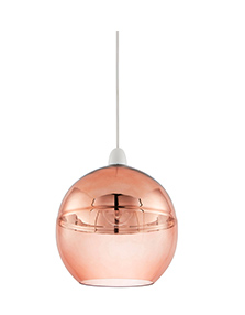 Rose Pendant Light