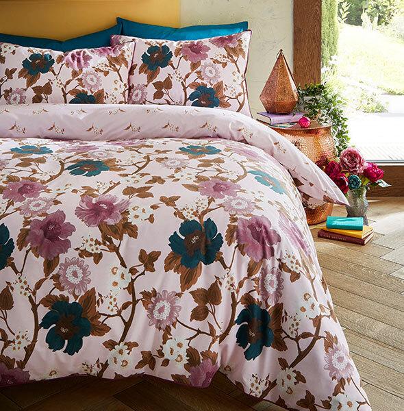 Mediterranean Escapade bedroom