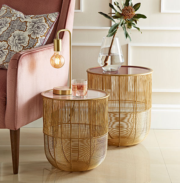 Palace Design Side Tables