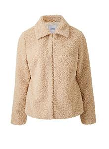 Short Teddy Fur Coat