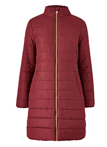 Berry Padded Jacket