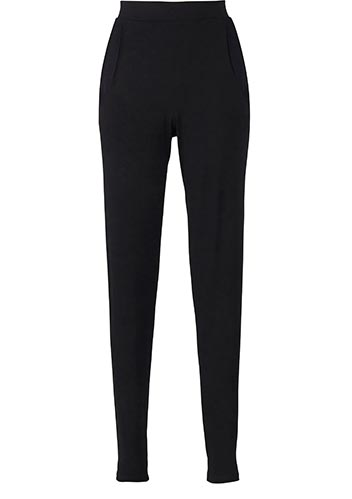 Stretch tapered trouser