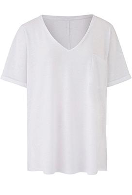 Linen Blend Tshirt